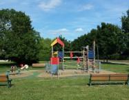Aire de jeu Parc des Communes
