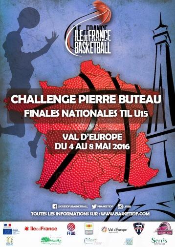 Challenge Pierre Buteau U11 U15