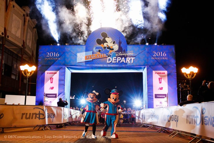 Half Marathon Run Disney 2016