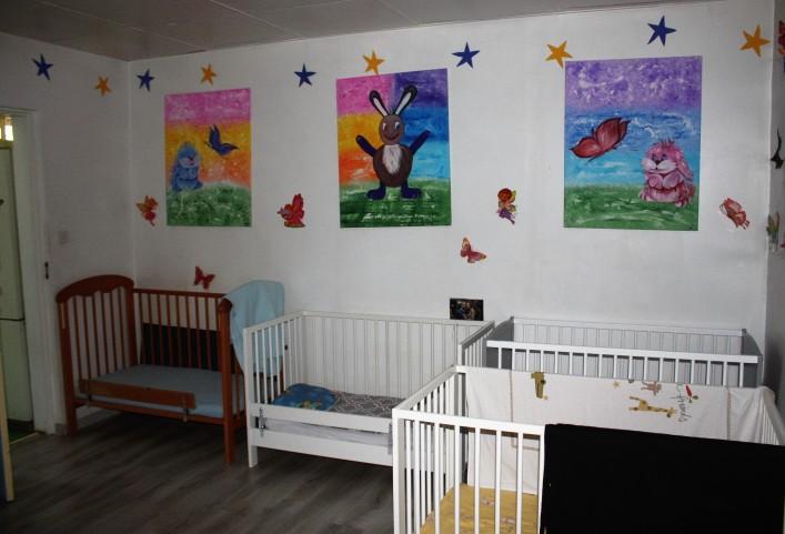 L'espace sommeil des enfants