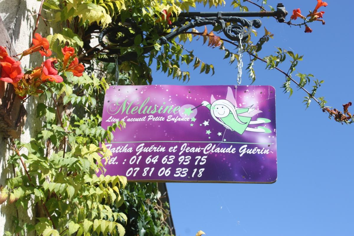 Serris-Infos :Mélusine, une maison qui accueille la petite enfance à Serris