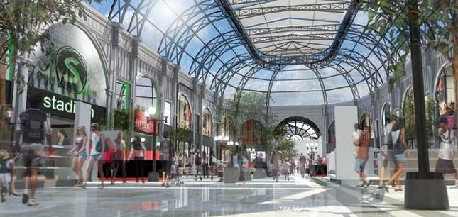 Centre Commercial Val D Europe Liste Des Magasins : serris infos le val d europe encore plus grand d s ~ Dailycaller-alerts.com Idées de Décoration