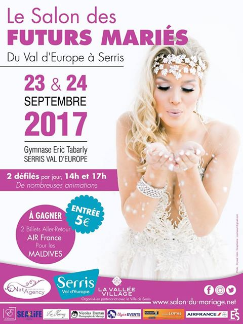 3 me dition du salon des futurs mari s du val d europe for Salon du reptile 2017