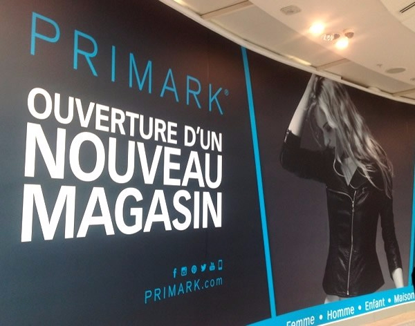 primark annonce la date d ouverture de sa boutique au val. Black Bedroom Furniture Sets. Home Design Ideas