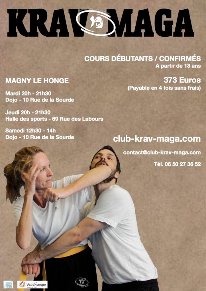 krav-maga_valdeurope_magnylehongre_affiche