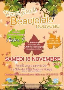 affiche_fete du beaujolais_magny le hongre_www.serrisinfos.fr