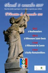 Commémoration_11nove_villeneuvelecomte_affiche_www.serrisinfos.fr